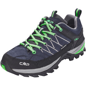 CMP Campagnolo Rigel Low WP Scarpe Donna, asphalt-ice mint